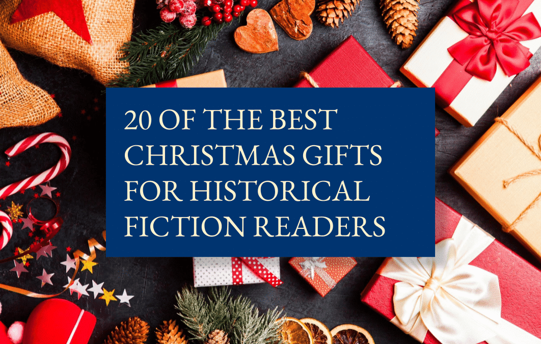 20 of the best Christmas gifts for historical fiction readers